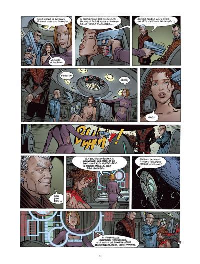 Page 3 Moréa tome 3 - le feu du temps