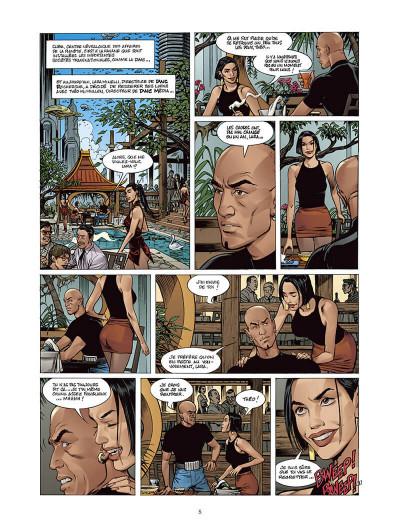 Page 4 Moréa tome 3 - le feu du temps