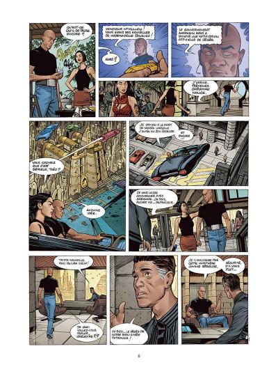 Page 5 Moréa tome 3 - le feu du temps