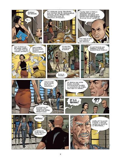 Page 7 Moréa tome 3 - le feu du temps