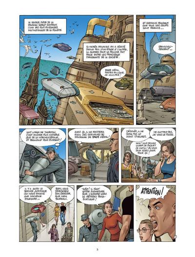 Page 2 Moréa tome 4 - un parfum d'éternité