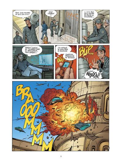 Page 4 Moréa tome 4 - un parfum d'éternité