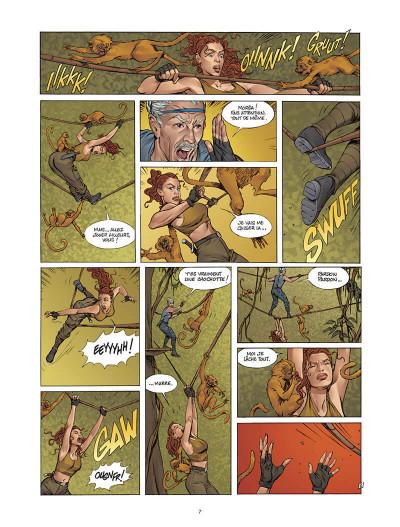 Page 6 Moréa tome 4 - un parfum d'éternité