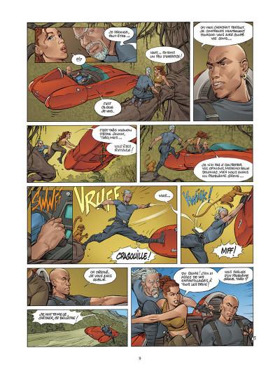 Page 8 Moréa tome 4 - un parfum d'éternité