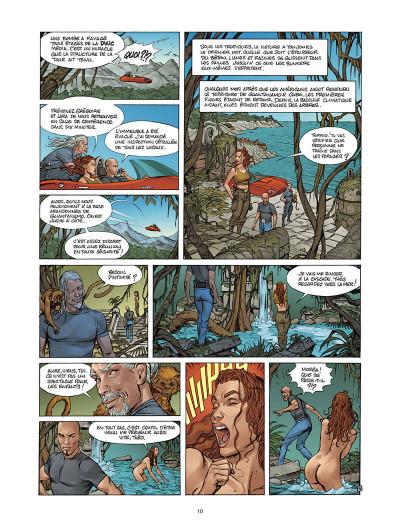 Page 9 Moréa tome 4 - un parfum d'éternité