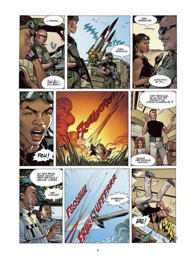 Page 7 Moréa tome 5 - la brûlure des ténèbres
