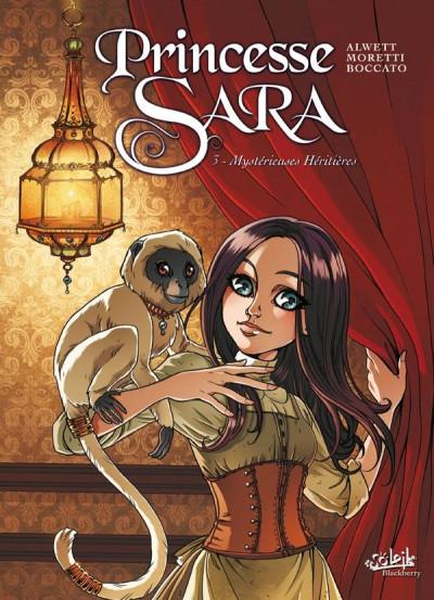 Couverture Princesse Sara tome 3