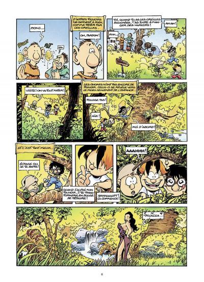 Page 7 gnomes de Troy T.1 - humour rural