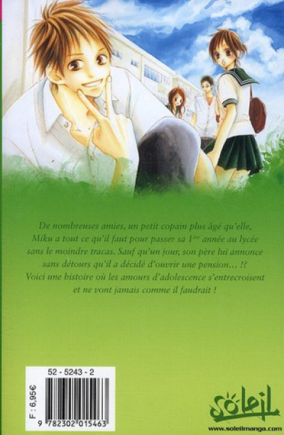 Dos seed of love tome 1