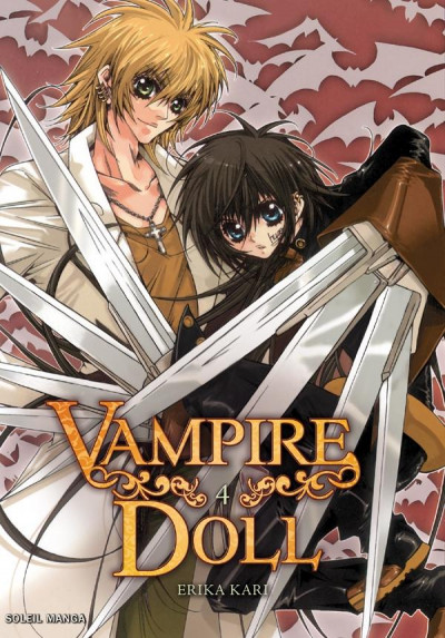 Couverture vampire doll tome 4