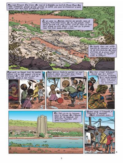 Page 1 Léo Loden T.20 - langoustines breizhées