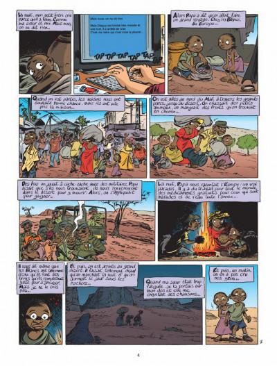 Page 2 Léo Loden tome 20 - langoustines breizhées
