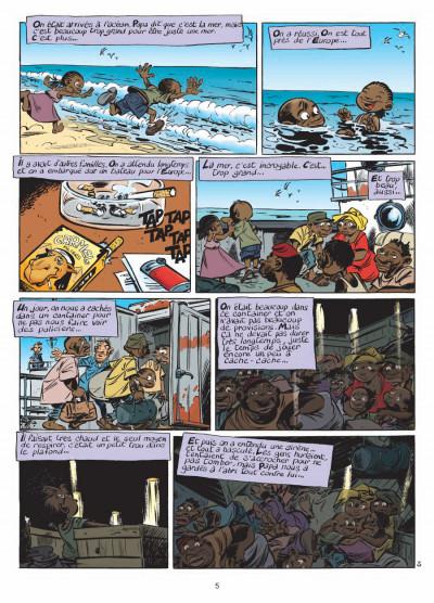 Page 3 Léo Loden tome 20 - langoustines breizhées