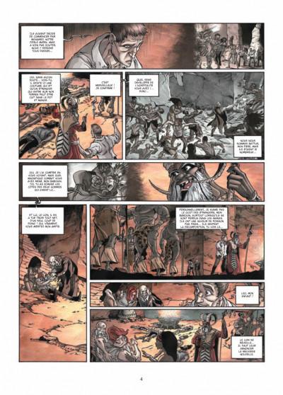 Page 2 Elle tome 2 - celle qui voit tout