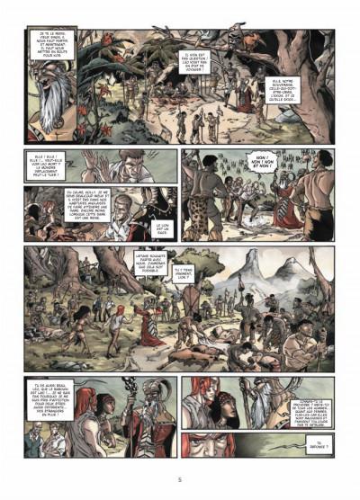 Page 3 Elle tome 2 - celle qui voit tout