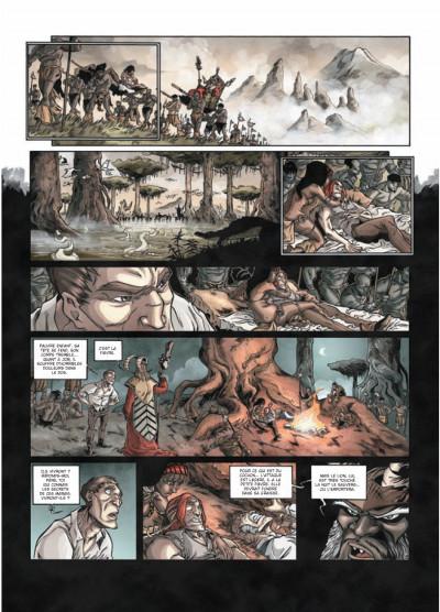 Page 5 Elle tome 2 - celle qui voit tout