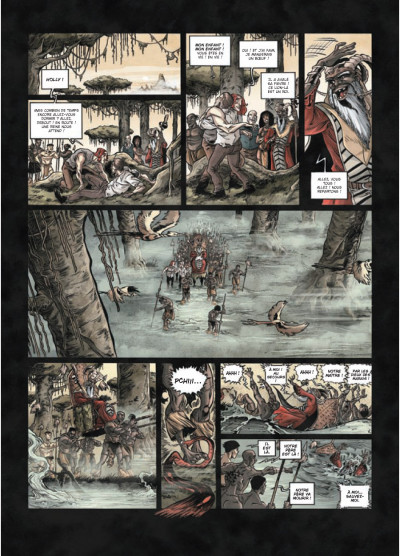 Page 6 Elle tome 2 - celle qui voit tout