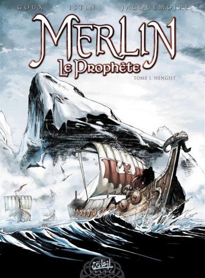 image de Merlin le prophète tome 1 - Hengist (nouvelle édition 2011)