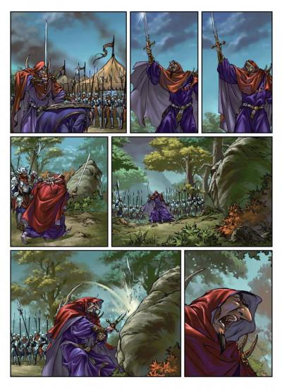 Page 2 Yuna tome 3 - l'ombre de la tarasque