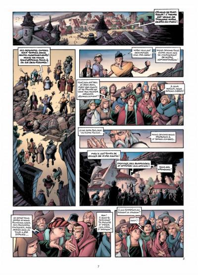 Page 5 Les conquérants de Troy tome 3