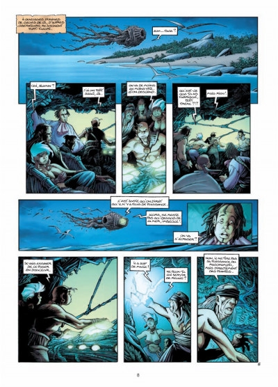 Page 6 Les conquérants de Troy tome 3