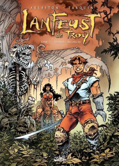 Couverture Lanfeust de Troy tome 2 - Thanos l'incongru
