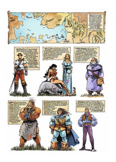 Page 3 Lanfeust de Troy T.2 - Thanos l'incongru