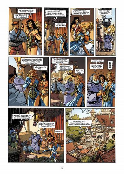 Page 6 Lanfeust de Troy T.2 - Thanos l'incongru