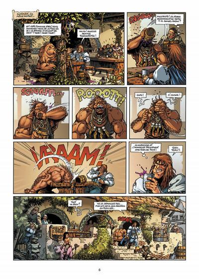 Page 7 Lanfeust de Troy T.2 - Thanos l'incongru