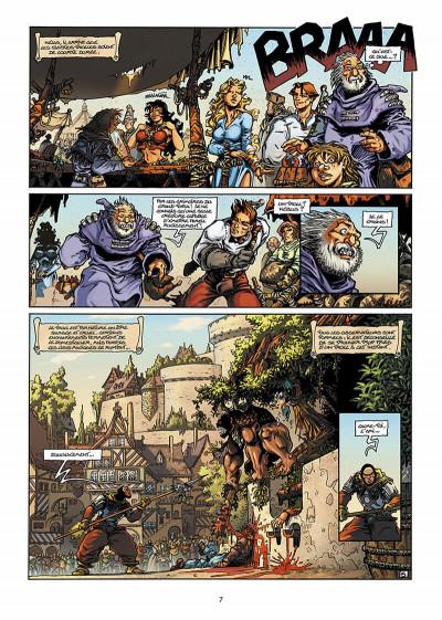 Page 8 Lanfeust de Troy T.2 - Thanos l'incongru