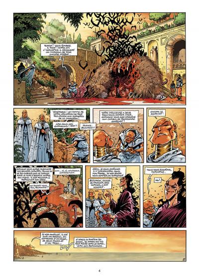 Page 4 Lanfeust de Troy T.3 - Castel or-azur