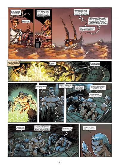 Page 6 Lanfeust de Troy T.3 - Castel or-azur