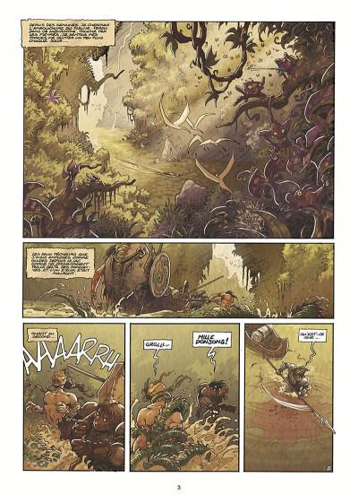 Page 4 Lanfeust de Troy T.4 - le paladin d'Eckmül