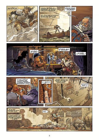 Page 6 Lanfeust de Troy T.4 - le paladin d'Eckmül