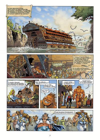 Page 8 Lanfeust de Troy T.4 - le paladin d'Eckmül