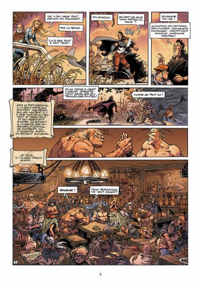 Page 6 Lanfeust de Troy T.5 - le frisson de l'Haruspice