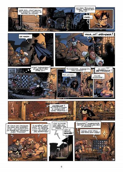 Page 7 Lanfeust de Troy T.5 - le frisson de l'Haruspice