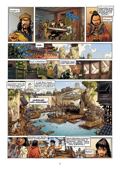Page 4 Lanfeust de Troy tome 6 - Cixi impératrice