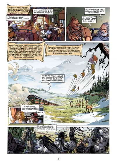 Page 5 Lanfeust de Troy tome 6 - Cixi impératrice