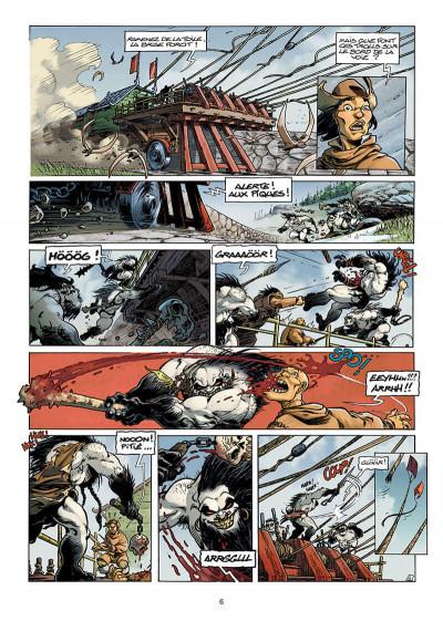 Page 6 Lanfeust de Troy tome 6 - Cixi impératrice