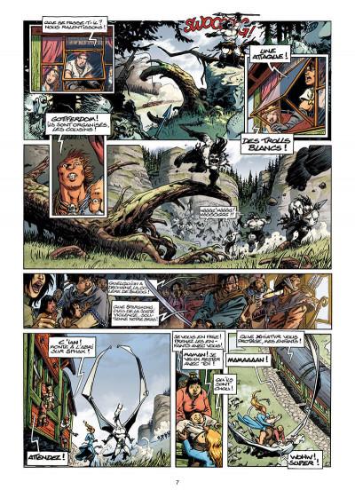 Page 7 Lanfeust de Troy tome 6 - Cixi impératrice