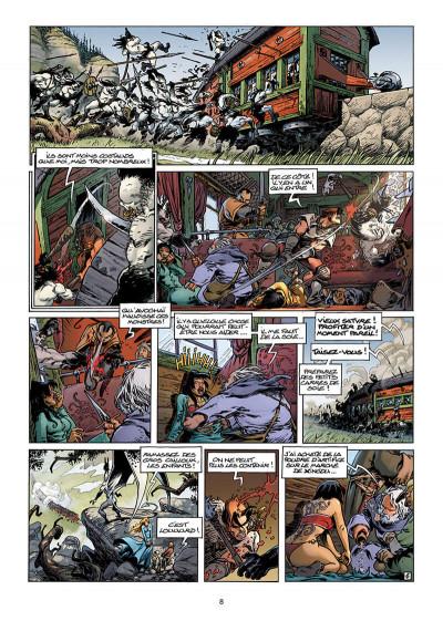 Page 8 Lanfeust de Troy tome 6 - Cixi impératrice