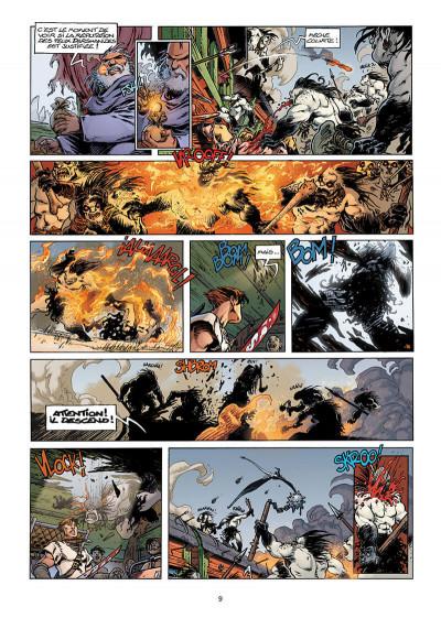 Page 9 Lanfeust de Troy tome 6 - Cixi impératrice