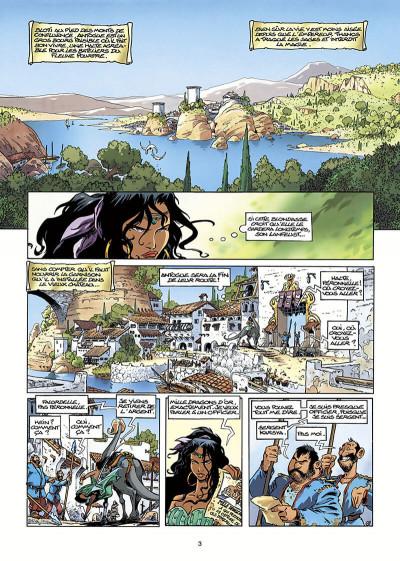 Page 4 Lanfeust de Troy T.8 - la bête fabuleuse
