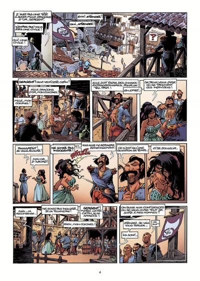 Page 5 Lanfeust de Troy T.8 - la bête fabuleuse
