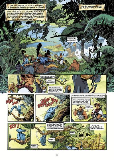 Page 6 Lanfeust de Troy T.8 - la bête fabuleuse