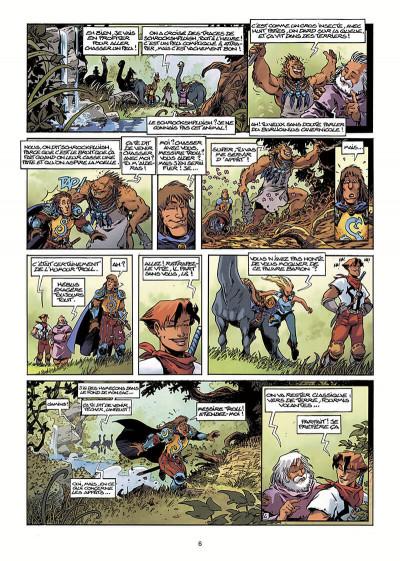 Page 7 Lanfeust de Troy T.8 - la bête fabuleuse