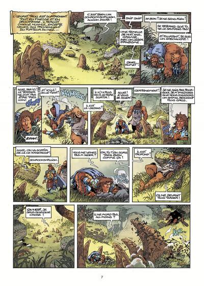 Page 8 Lanfeust de Troy T.8 - la bête fabuleuse