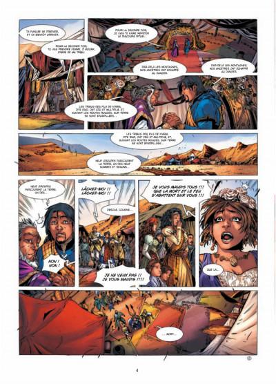 Page 2 la geste des chevaliers dragons tome 12 - Ellys