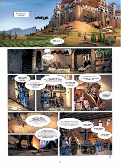 Page 4 la geste des chevaliers dragons tome 12 - Ellys